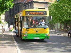 walbrzych - autobus