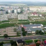 Nowe bloki mieszkalne na Podzamczu