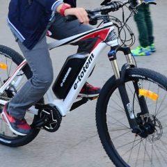 Rower elektryczny, czyli frajda bez zmęczenia