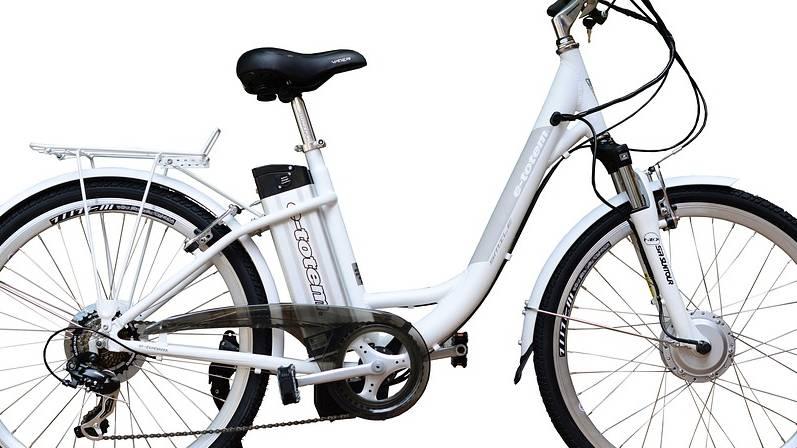 e-bike - rower elektryczny