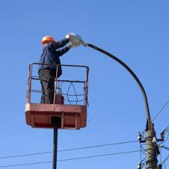 Wpływ oświetlenia ulicznego LED na bezpieczeństwo na drodze