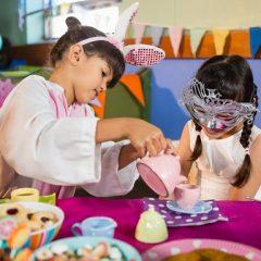 Organizacja urodzin dla dzieci w przedszkolu