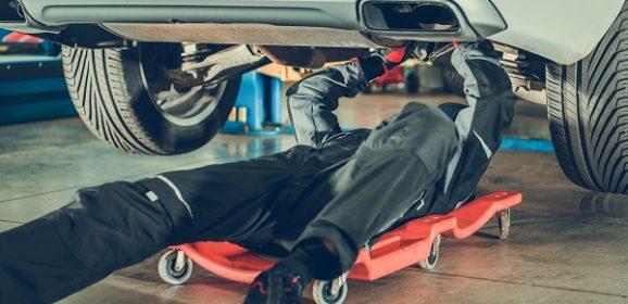 Jakie usterki możemy naprawić w niezależnym serwisie Forda – TimeCar.